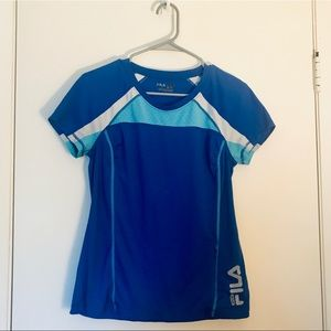 FILA golf or workout top